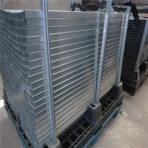 10X20mm X 2mm Galvanized Steel Tube Use for Steel Furniture pictures & photos