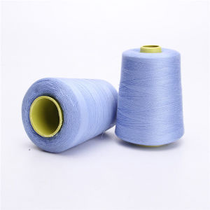 40s/2 3000 Yards Polyester Sewing Threads pictures & photos
