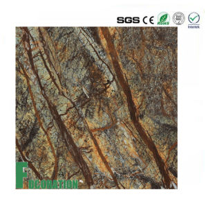 Good Quality New Design Coffee Brown Dark Emperador Artificial Marble pictures & photos