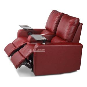 Leadcom Luxury Leather Electric VIP Reclining Cinema Recliner (LS-813) pictures & photos