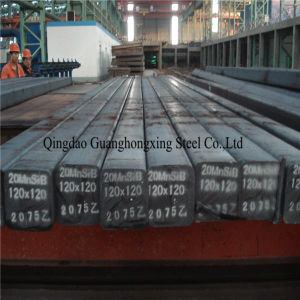 GB Q235, Q275, 3sp, 5sp Hot Rolled Steel Billets pictures & photos