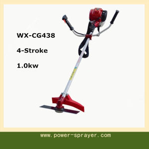 Agriculture Gx35/40f 4-Stroke Double Hand Brush Cutter and Grass Trimmer with CE Standard pictures & photos