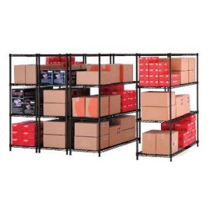 Metro Heavy Duty Industrial Wire Shelving Used pictures & photos