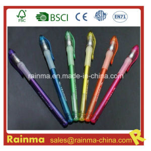 Gel Ink Logo Pen for Promotion pictures & photos