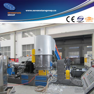 Waste Plastic Recycling Plant Pelletizing Line pictures & photos