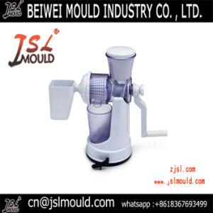 Plastic Manual Feed Orange Juice Machine Mould pictures & photos