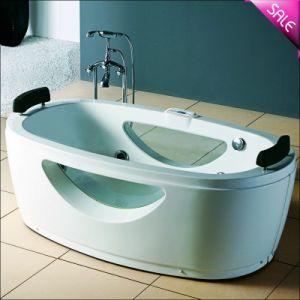 Freestanding Massage Bathtub SPA, Massage SPA Bathtub (SR527) pictures & photos