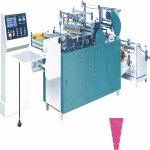 Flower Bag Making Machine (DZB) pictures & photos