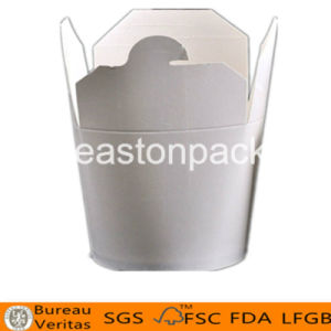 16oz Disposable Take out Round Bottom Paper Noodle Box pictures & photos