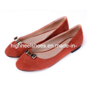Flat Women Dress Shoes Hcy02-815