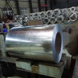 0.6mm Gi Building Material Hot Dipped Galvanized Steel Coil Dx51d+Z120 pictures & photos