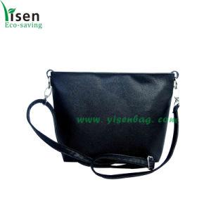 PU Ladies Shoulder Bag (YSLB02B-001) pictures & photos