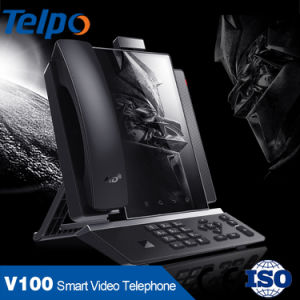 Best Sale New Technology Smart Video WiFi VoIP Phone pictures & photos