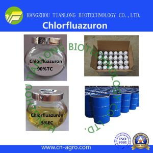 Highly Effective Insecticide Chlorfluazuron (95%TC, 5%EC) pictures & photos