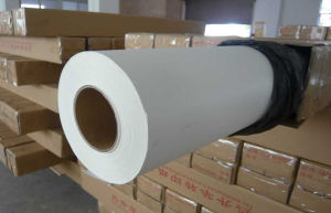 """85GSM 64"""" Quick Dry Anti-Curl Dye Sublimation Paper Chinese Supplier for Polyester/Lycra/Spandex pictures & photos"""