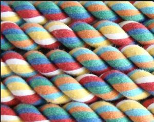 Custom Colorful Cotton Rope From China Factory