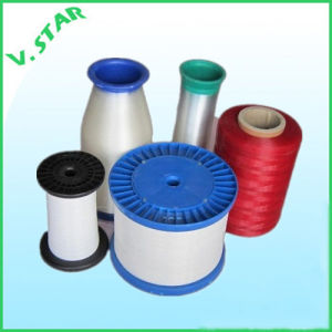 Polypropylene (PP) Monofilament Flat Yarn pictures & photos