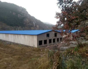 K-Home Prefab Broiler Chicken House pictures & photos