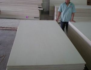 Cheap Poplar Plywood with Packing Grade pictures & photos
