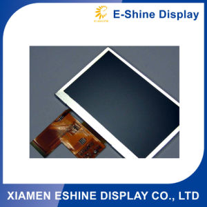 4.3 TFT resolution 480X272 high brightness 400mcd with Touch screen pictures & photos