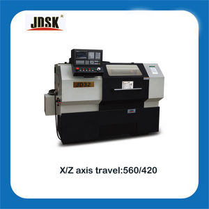 Chinese Light Duty Horizontal Small CNC Lathe for Sale pictures & photos