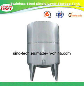 Stainless Steel Single Layer Storage Tank pictures & photos