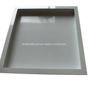 Sheet Metal Lamp Housing for LED Panel Light