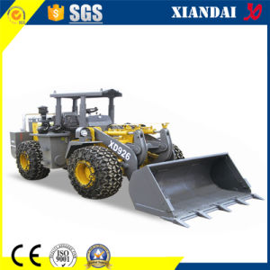 2t Undergound Wheel Loader Mining Tunnel Loader (XD926) for Sale Scooptram LHD pictures & photos