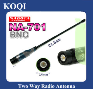 Portable Radio Antenna Na-701 BNC Connector for Walkie Talkies pictures & photos
