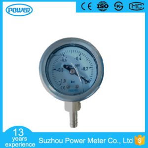 60mm 2.5′′ Stainless Steel Case Vacuum Manometer pictures & photos