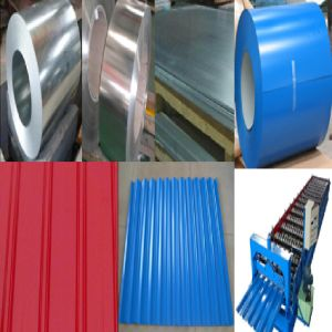 Prepainted Galvanized Steel Coils/Color Coated Steel Coil in 0.145mm pictures & photos