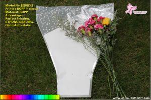 Printed BOPP Sleeve, Flower Sleeve, Bouquet Sleeve