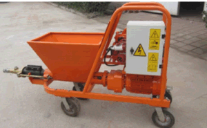 Top-Priority Machine Wet Ready-Mixed Mortar Spraying Machine for Construction pictures & photos