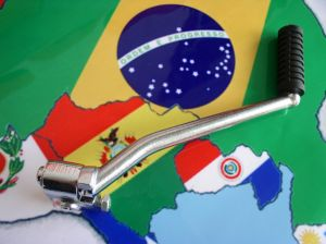 Motorcycle Parts Kick Starter Cg125 for South America Market pictures & photos