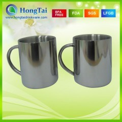 300ml Stainless Steel Coffee Mug