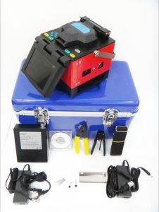 Fiber Optics Splicing Machine (T-107) Low Price and Provided From Factory pictures & photos