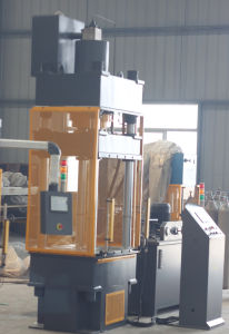 Y32-160t Forming Machine Four Column Hydraulic Press pictures & photos