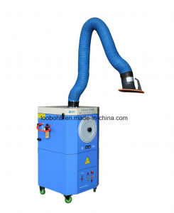 Loobo Mobile Welding Dust Collector with Fume Hood pictures & photos