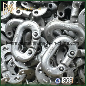 Galvanized Connecting Link in Chain Accessories pictures & photos