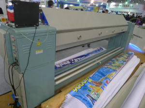 Infiniti Challenger Fy-3278n 3.2m Outdoor Digital Solvent Plotter (8 seiko510/50pl heads, fast speed 157 sqm/h) pictures & photos