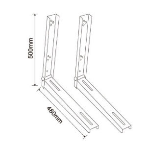 Air Conditioner Wall Bracket pictures & photos