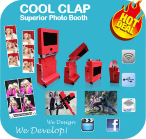 Foldable Photo Booth for Events Party Wedding to Start Business