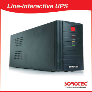 Line Interactive UPS 600va-2000va for Personal Computer pictures & photos