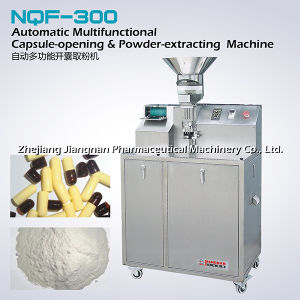 Automatic Capsule-Opening & Powder-Extracting Machine (NQF-300) pictures & photos