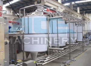CIP System for Ice Cream Production Line (ACE-CIP-J8) pictures & photos