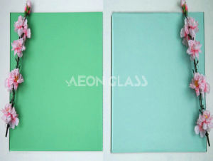 CE Certificate 3-12mm (Dark Green / French Green) Green Tinted Float Glass pictures & photos