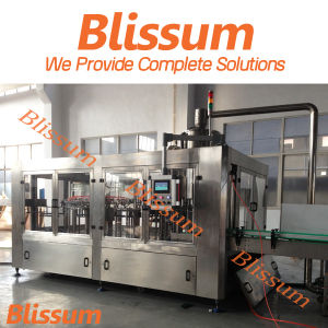 Automatic Plastic Bottle Water Filling Capping Machinery pictures & photos
