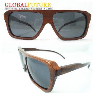 Fashion Custom Lens Sapele Wood Sunglasses