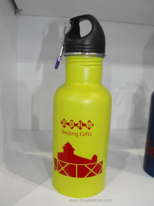Senic Spot Souvenir Travel Gifts Stainless Steel Sports Bottle pictures & photos