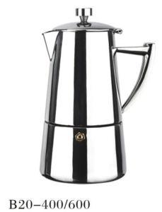 4/6cup Antique Metal Espresso Coffee Maker Moka Pots pictures & photos